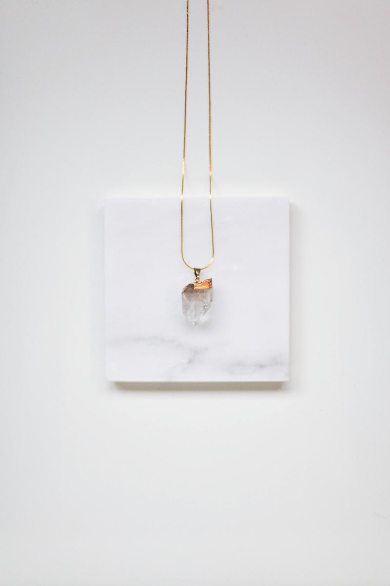 DIY-collier-pendentif quartz-cristal-moodfeather-3