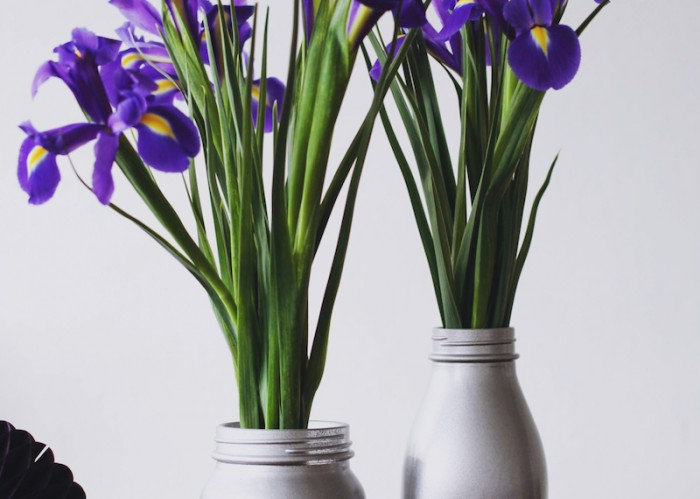 DIY-vases-argentes printaniers-moodfeather-1
