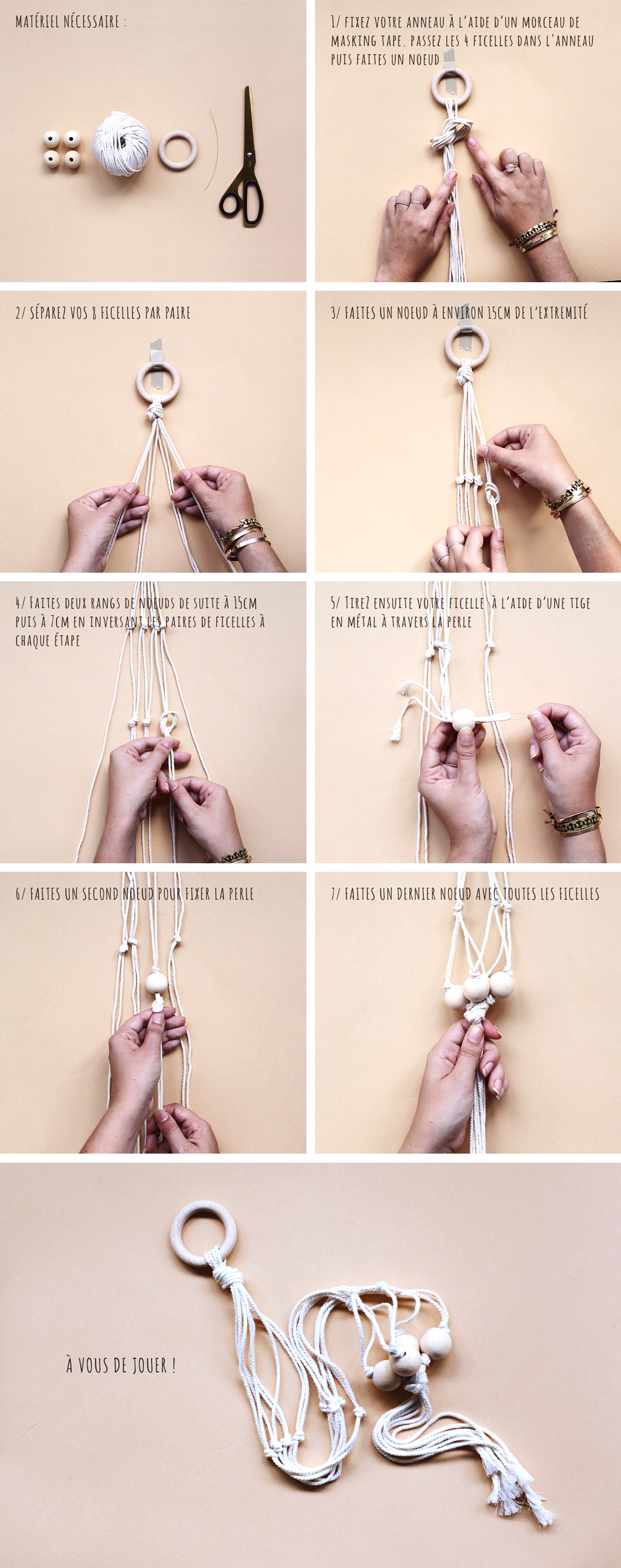 DIY-suspension-macrame-plante-etapes