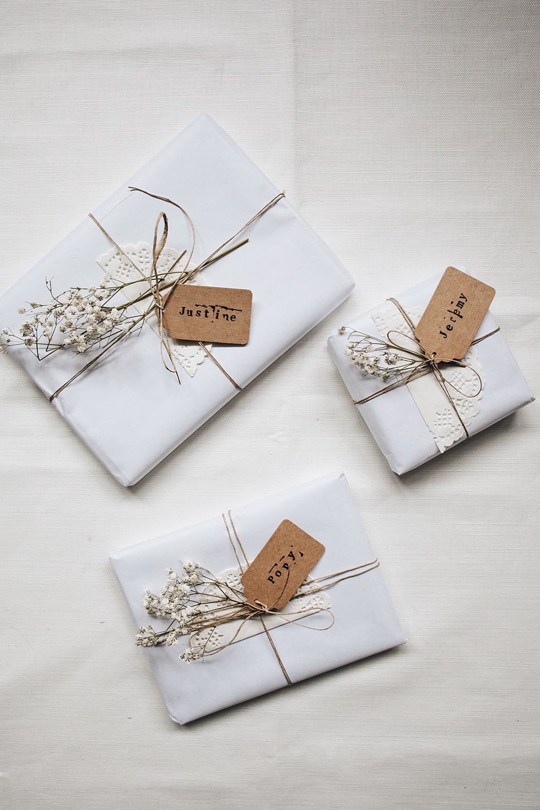 Diy Emballage De Cadeaux De No 235 L Moodfeather
