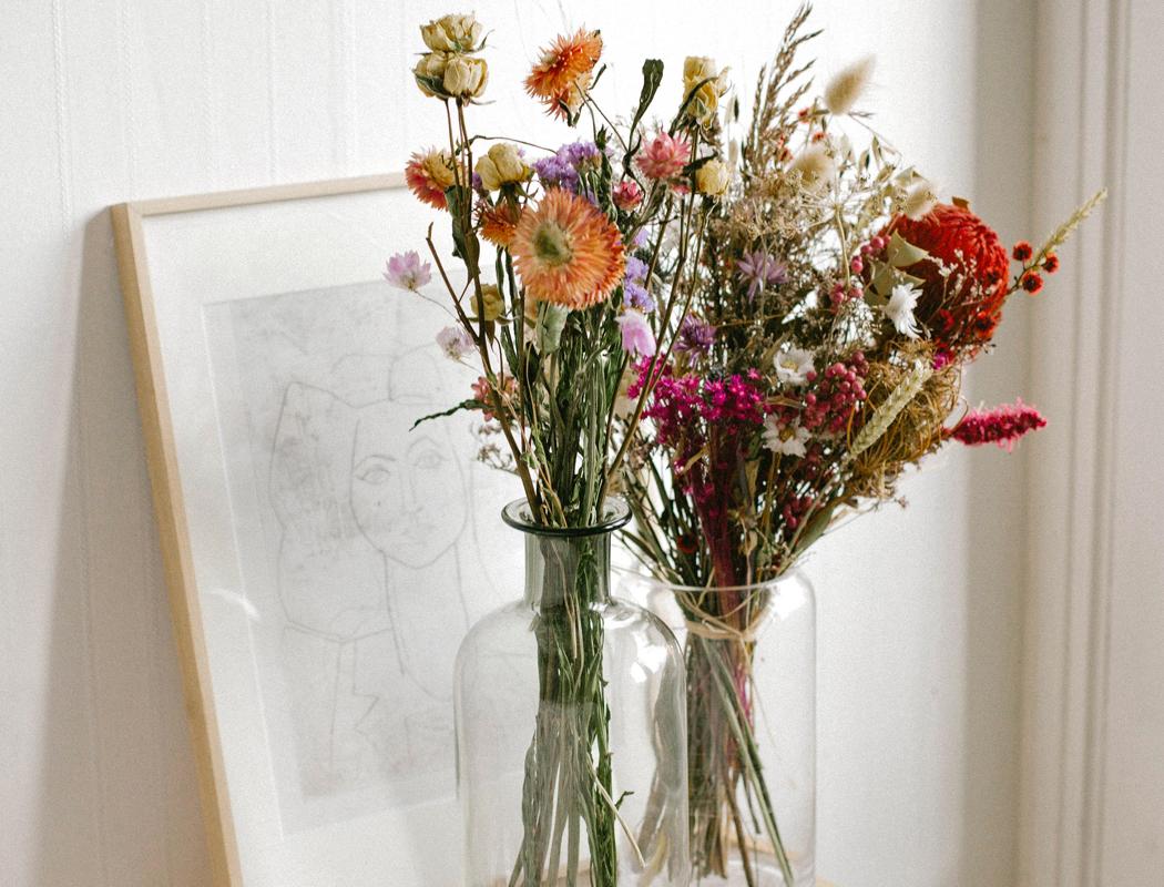 100 Incroyable Idées Decoration Avec Fleurs Sechees